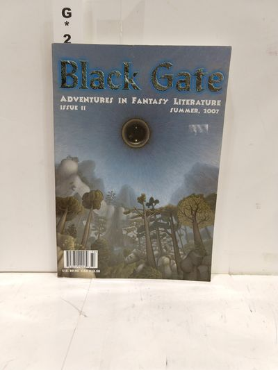 Image for Black Gate: Adventures in Fantasy Literature Issue 11 Summer 2007