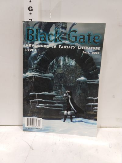Image for Black Gate:  Adventures in Fantasy Literature Issue 7 Fall 2004