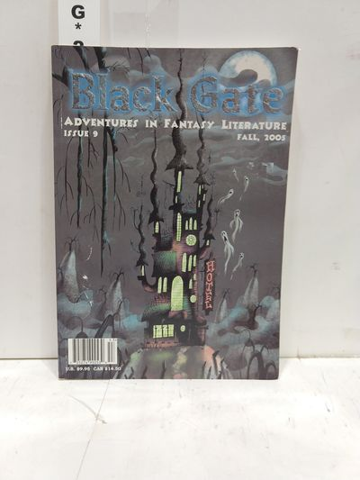 Image for Black Gate: Adventures in Fantasy Literature Issue 9 Fall 2005