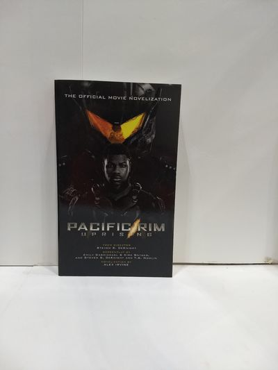 Image for Pacific Rim Uprising - Official Movie Novelization