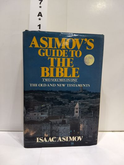 Image for Asimov's Guide to the Bible the Old and New Testaments/Two Volumes in One