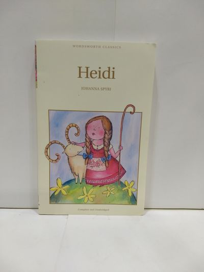 Image for Heidi (Wordsworth Children's Classics)