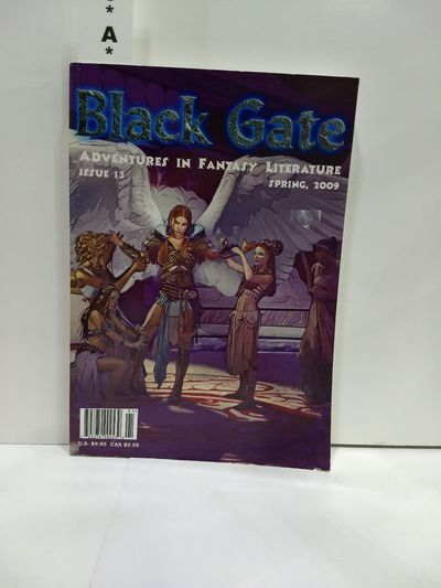 Image for Black Gate: Adventures in Fantasy Literature Issue 13 Spring 2009