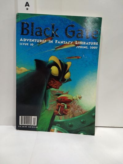 Image for Black Gate: Adventures in Fantasy Literature Issue 10 Spring 2007