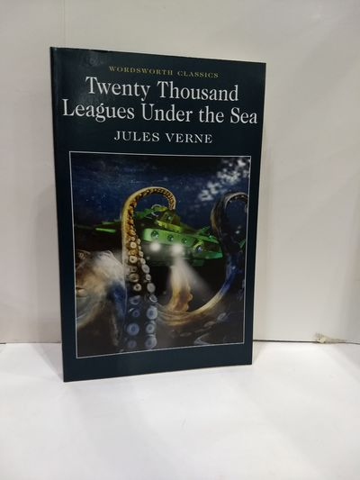 Image for 20,000 Leagues Under The Sea (Wordsworth Classics)