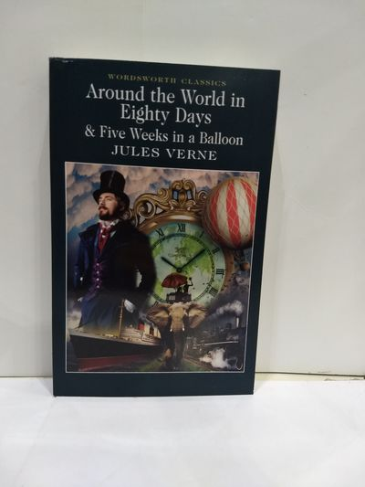 Image for Around the World in 80 Days and 5 Weeks in a Balloon