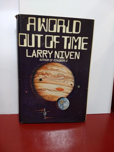Image for A World Out Of Time: A Novel