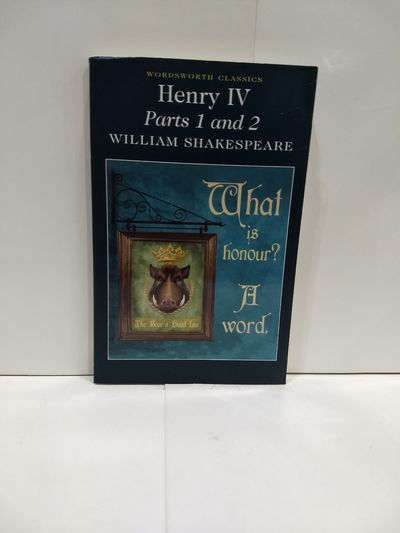 Image for Henry IV: Parts 1 and 2 (Wordsworth Classics)