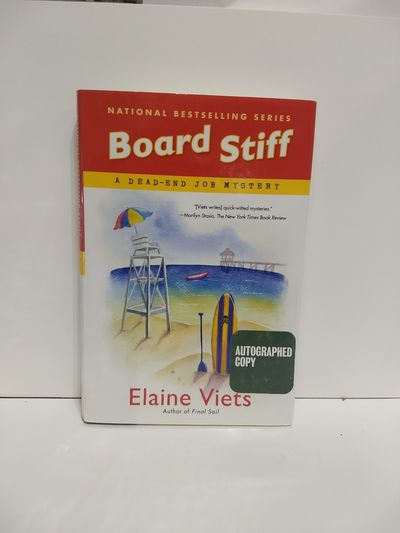 Image for Board Stiff (dead-end Job Mystery) (SIGNED)