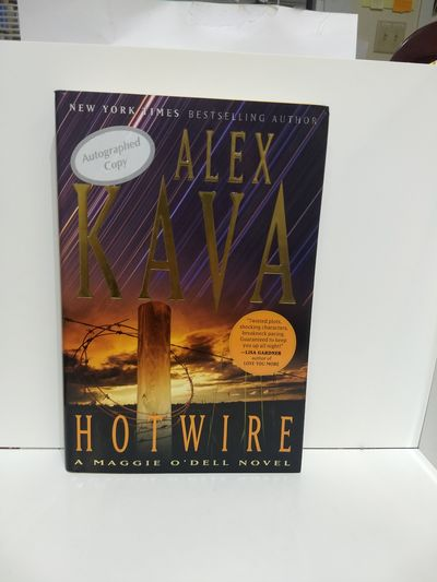 Image for Hotwire: A Maggie O'dell Novel (SIGNED)