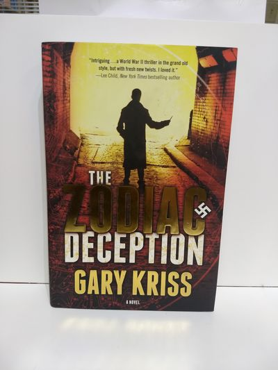 Image for The Zodiac Deception: A Novel (SIGNED)