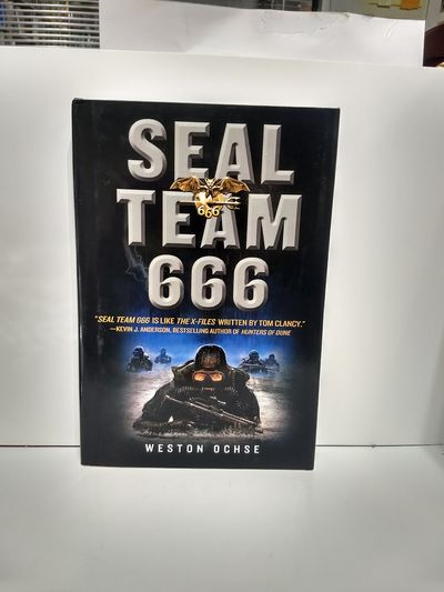 Image for Seal Team 666: A Novel (SIGNED)