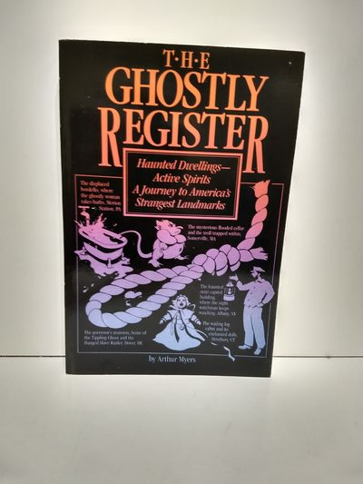 Image for The Ghostly Register