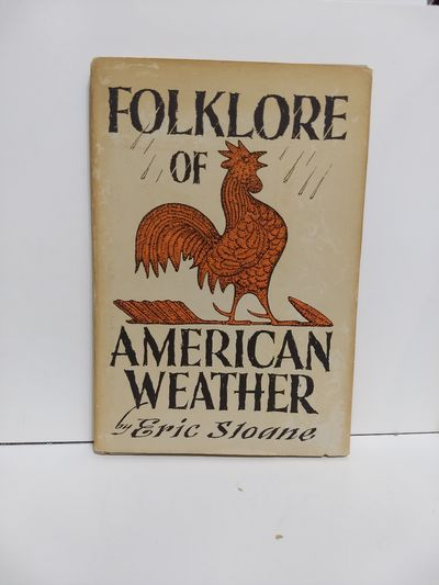 Image for Folklore of American Weather