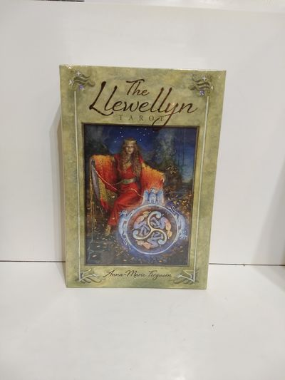 Image for The Llewellyn Tarot