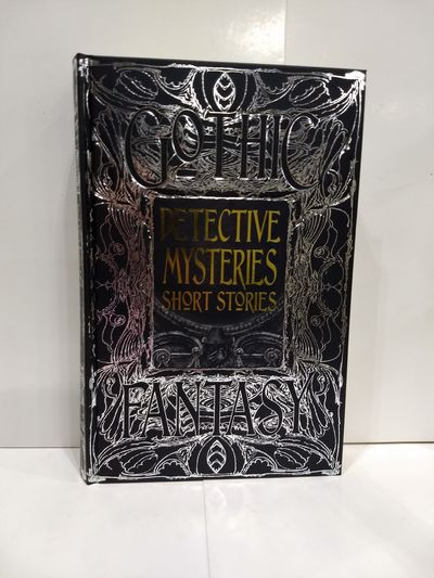 Image for Detective Mysteries Short Stories (gothic Fantasy)