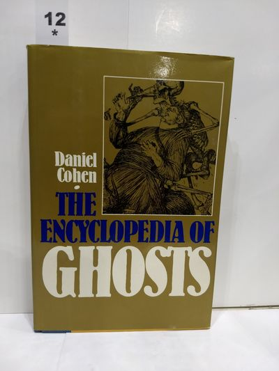 Image for The Encyclopedia of Ghosts