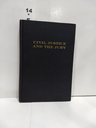 Image for Civil Justice and the Jury