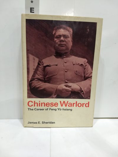 Image for Chinese Warlord: The Career of Feng Yu-Hsiang