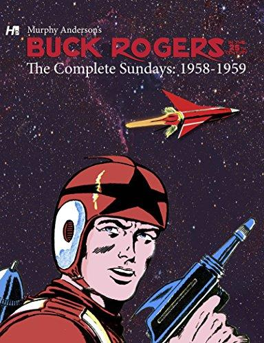 Image for Buck Rogers In The 25th Century: The Complete Murphy Anderson Sundays (1958-1959)