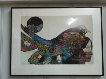 Image for Deathbird Stories (SIGNED)  PLUS Limited Edition Art Print