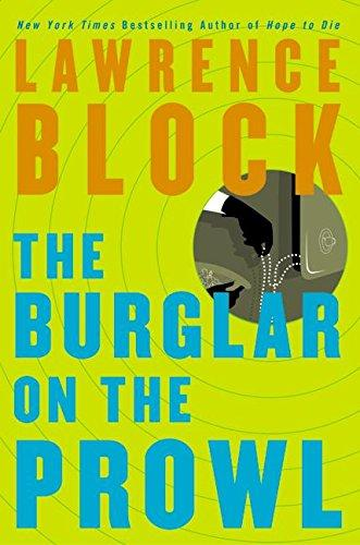 Image for The Burglar On The Prowl (Block, Lawrence)