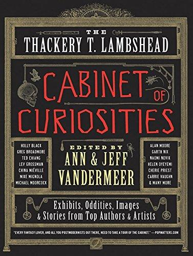 Image for The Thackery T. Lambshead Cabinet Of Curiosities