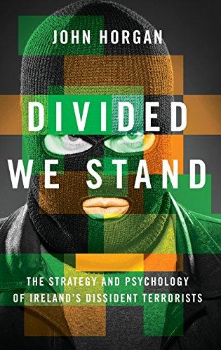 Image for Divided We Stand : The Strategy and Psychology of Ireland's Dissident Terrorists