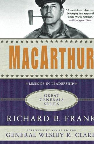 Image for Macarthur (Great Generals)