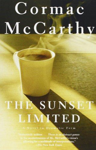 Image for The Sunset Limited: A Novel in Dramatic Form