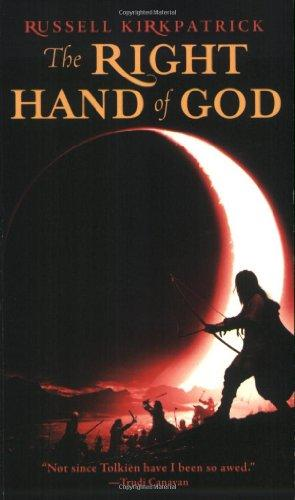 Image for The Right Hand Of God (Fire Of Heaven Trilogy)