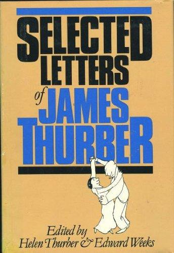 Image for Selected Letters Of James Thurber