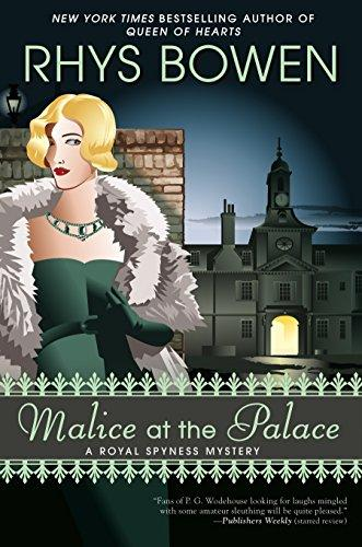 Image for Malice At The Palace (A Royal Spyness Mystery)