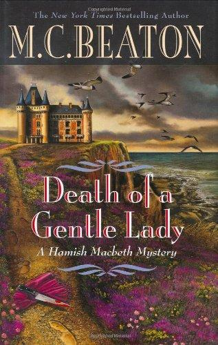 Image for Death Of A Gentle Lady (Hamish Macbeth Mysteries, No. 24)