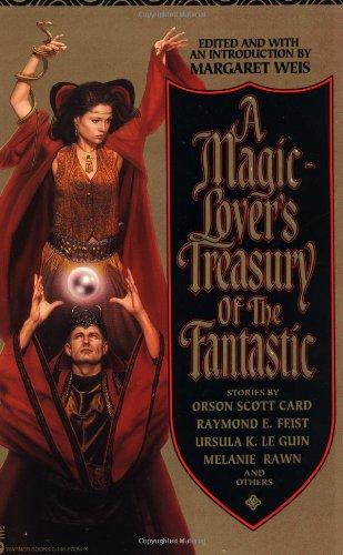 Image for A Magic-Lover's Treasury Of The Fantastic