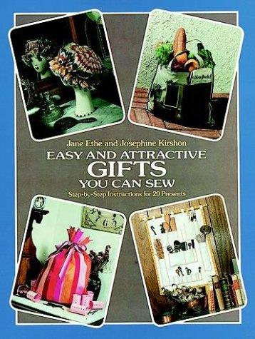 Image for Easy And Attractive Gifts You Can Sew
