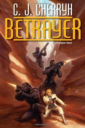 Image for Betrayer (Foreigner, Book 12)