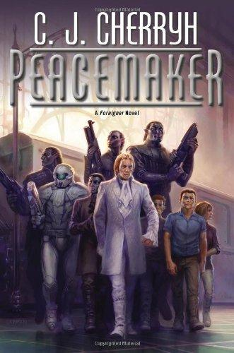 Image for Peacemaker : Foreigner #15