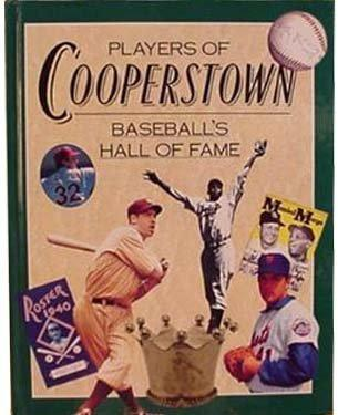 Image for Players of Cooperstown: Baseball's Hall of Fame