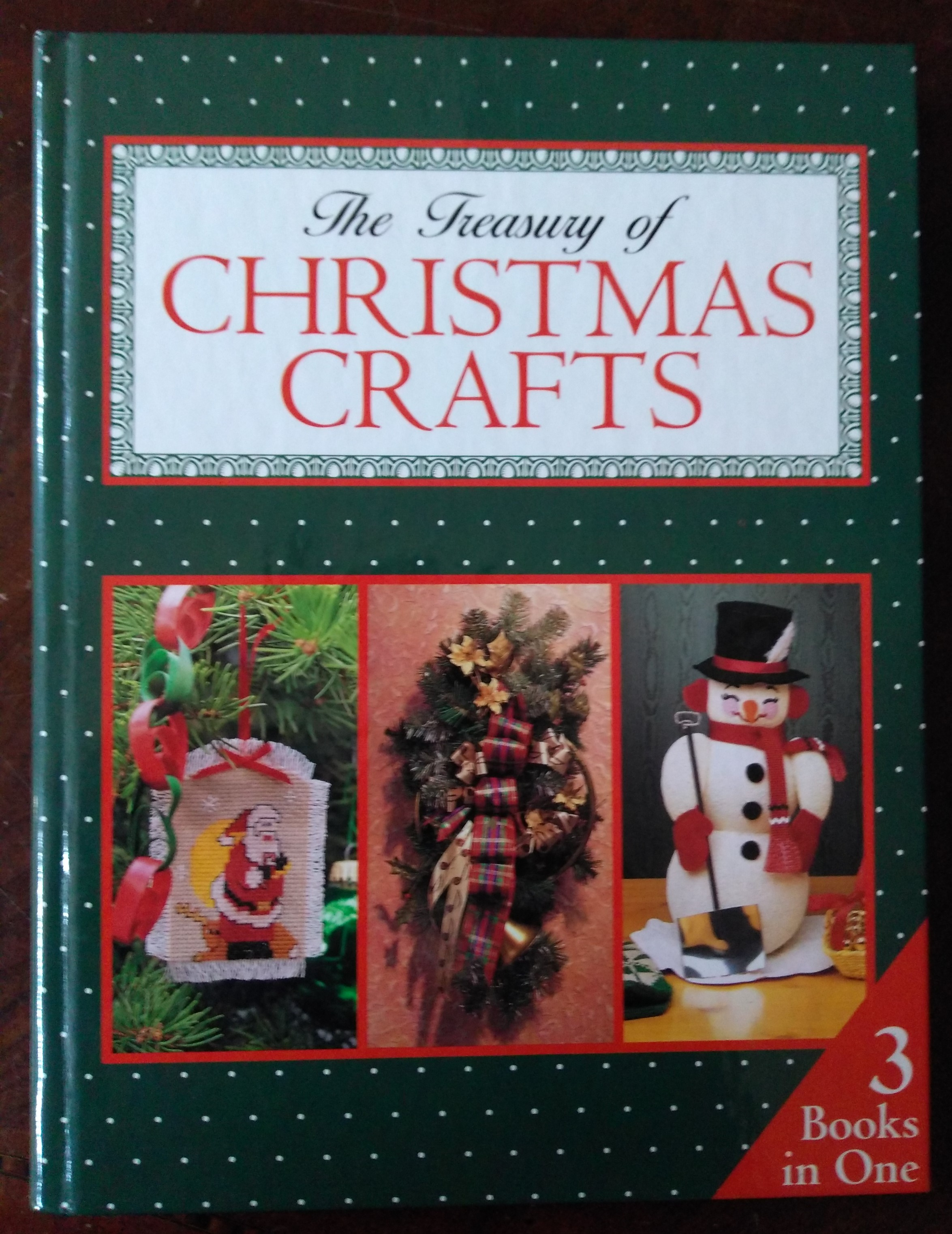 Image for The Treasury of Christmas Crafts
