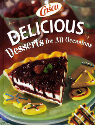 Image for Crisco: Delicious Desserts For All Occasions