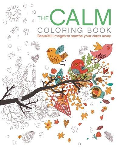 Image for The Calm Coloring Book