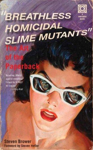 Image for Breathless Homicidal Slime Mutants: The Art Of The Paperback