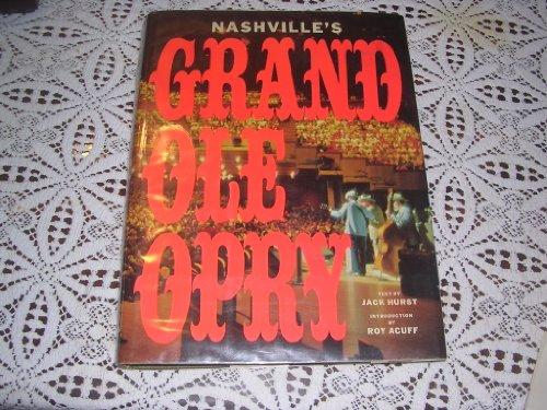 Image for Nashville's Grand Ole Opry