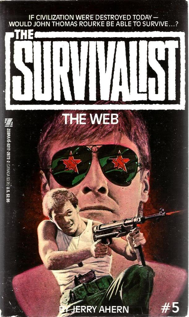 Image for The Web (The Survivalist, No. 5)