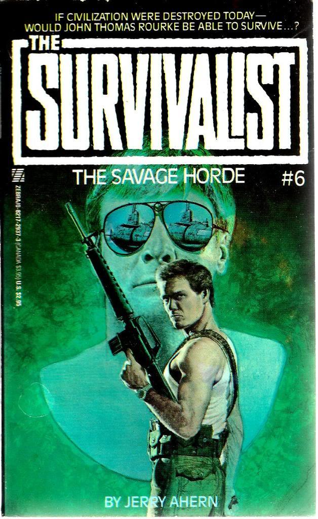 Image for Survivalist #06: Savage