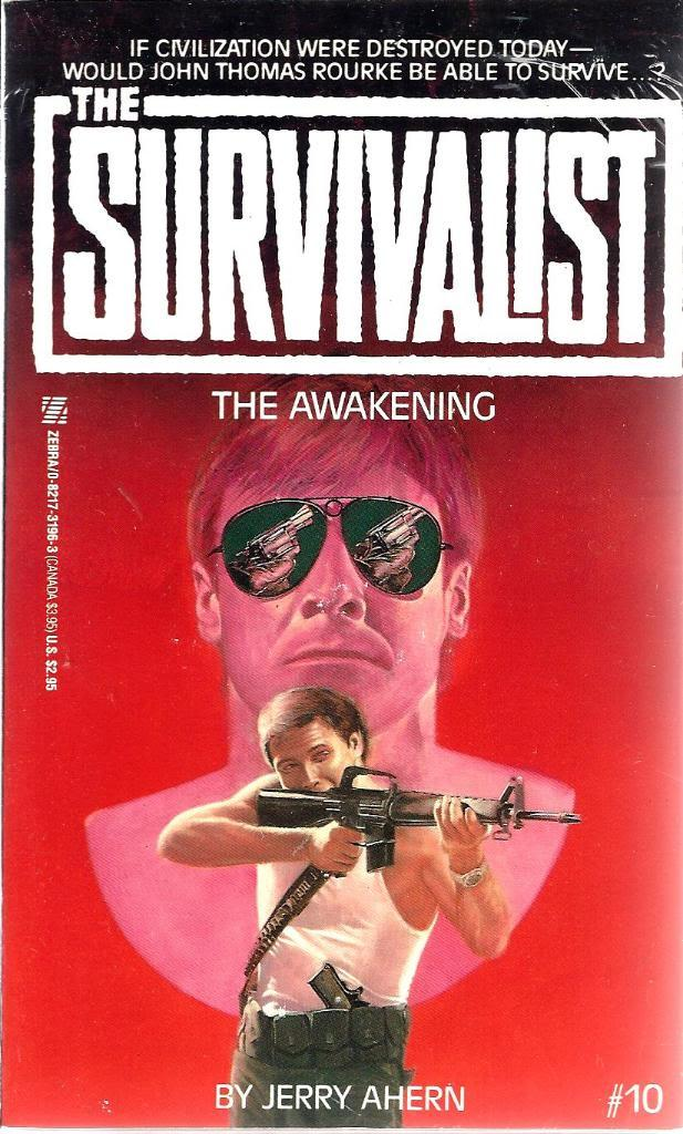 Image for Survivalist #10 Awakening