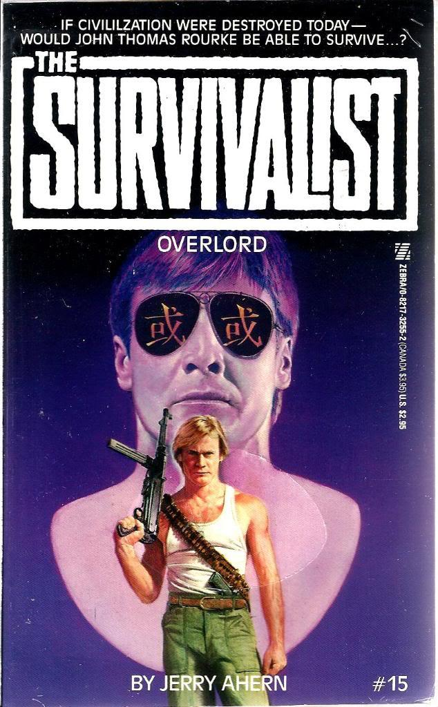 Image for The Survivalist #15 Overlord