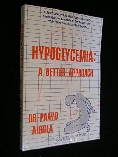 Image for Hypoglycemia: A Better Approach