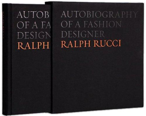 Image for Autobiography Of A Fashion Designer: Ralph Rucci